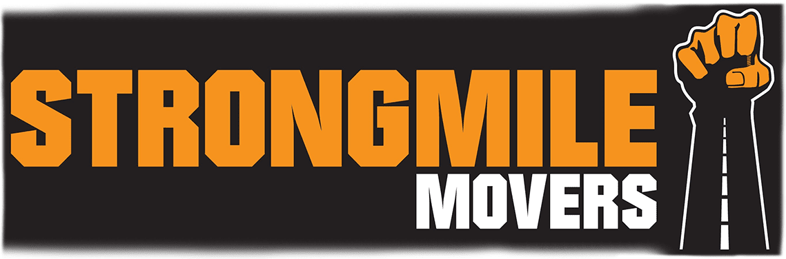 Strongmile Movers logo